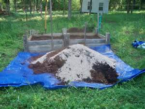 What Soil To Put In Raised Vegetable Garden - raised garden beds and square foot gardening gentleman farmer