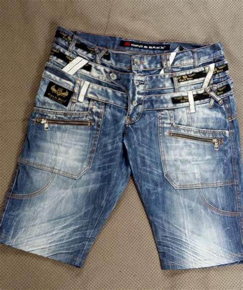 Sale Branded Hotpants Ripped Murah On The Rock cipo baxx denim shorts mens size xl 36w top designer denims cipo baxx