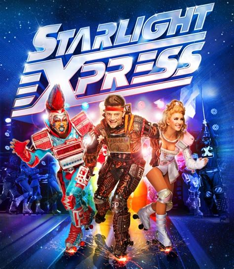 Light Express by Andrew Lloyd Webber Broadway Mbs Musical Singapore