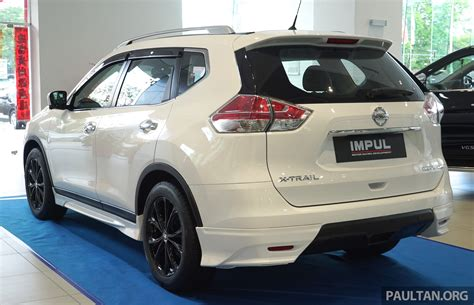nissan juke price malaysia nissan x trail impul edition launched from rm150k image