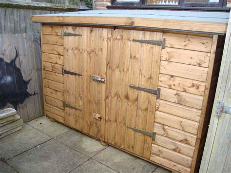 Low Shed by Tool Shed Mb Garden Building