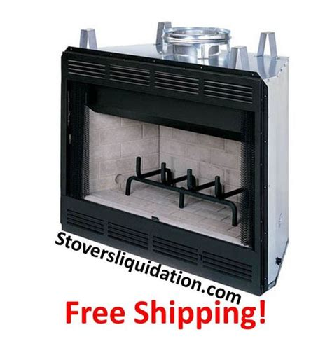 Temco Fireplace by Stover S Liquidation New Cfm Majestic Temco Tlc4241 42