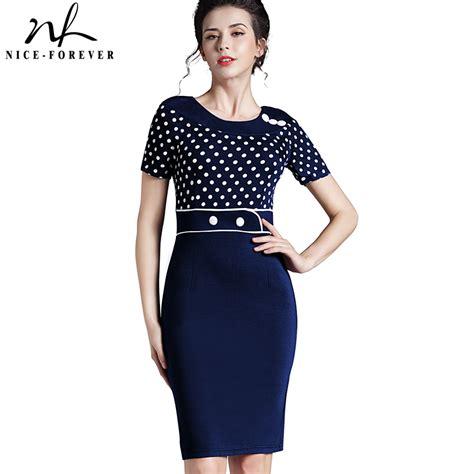aliexpress official aliexpress com buy nice forever button dress polka dot