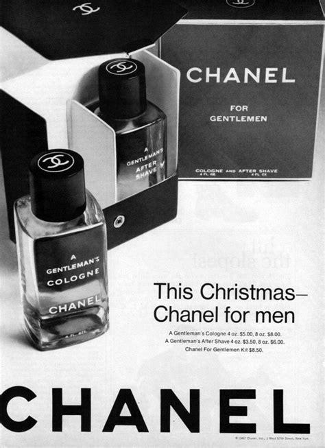 Parfum Chanel Pour Monsieur chanel pour monsieur eau de toilette a gentleman s cologne for 1955