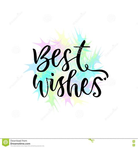 best wishes to you or for you best wishes royalty free stock image cartoondealer