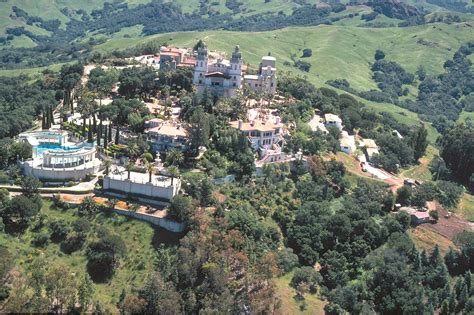 House With Guest House by Hearst Castle The Biggest Attraction In San Luis Obispo County