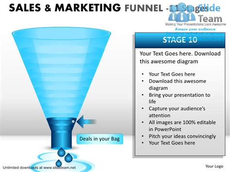 sales powerpoint templates how to make analyze sales marketing funnel 11