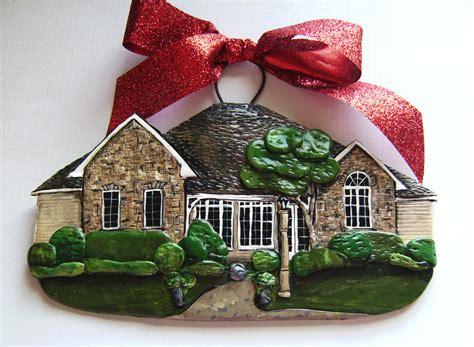 home ornament custom house ornament treasure memories heirloom keepsake