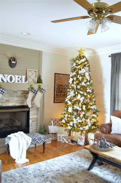 neutral home decor neutral christmas decor at home with the barkers