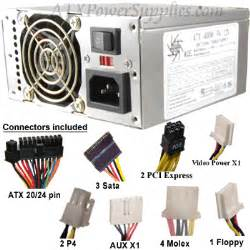 athena ap mp4atx40 400 watt micro atx power supply