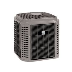 kenmore oscillating compact fan heater heating cooling air quality kenmore