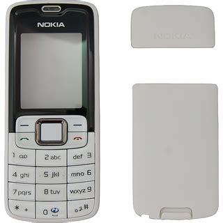 Housing Nokia Asha 200 Plus Casing White Fu 1 nokia 3110 classic mobile phone housing panel white