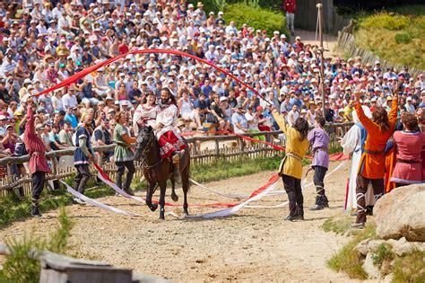 Le Les by Les Vikings Spectacle Puy Du Fou