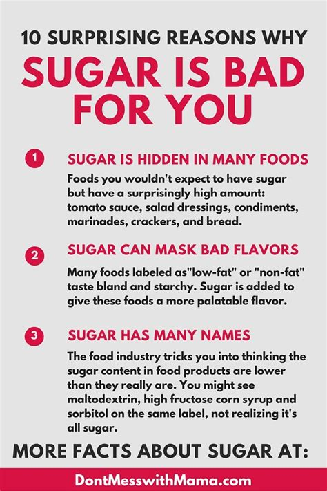 7 Reasons Why Is Horrible by 10 Surprising Reasons Why Sugar Is Bad For You Don T