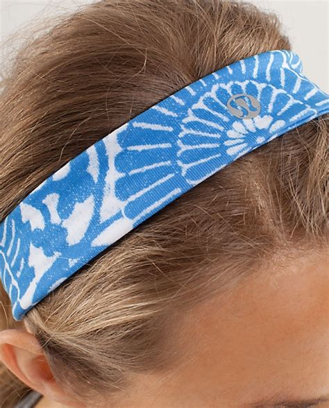 lululemon patterned headbands 12 love lululemon headbands i want this headband so bad