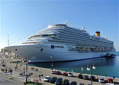 Dining Room Buffet cruise ship costa diadema picture data facilities and