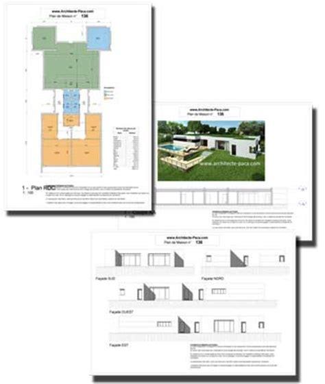 Formidable Plan Facade Maison Moderne #1: plan-maison-136-DOSSIER-COMPLET.jpg