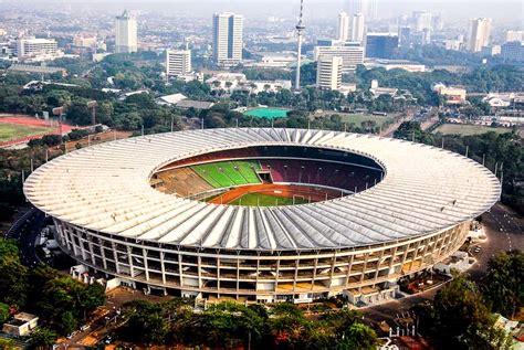 Bung Karno Difitnah New Edition image gallery simple stadium