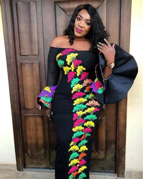 ankara new gown style 2018 ankara styles for big ladies ankara long gown