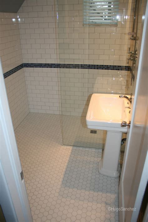bathroom with subway tiles portfolios archive c 233 ramiques hugo sanchez