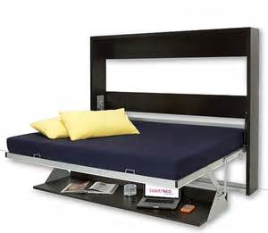Ottoman Pull Out Bed Dotto Work Station Desk Bed From Smart Beds Murphy Beds