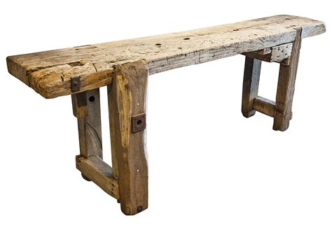 antique work bench antique french workbench table omero home