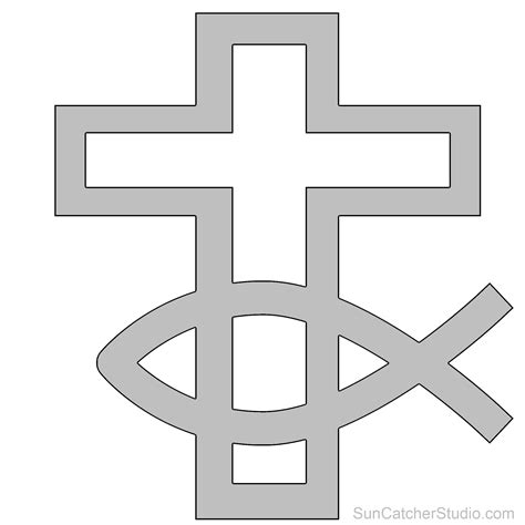 cross pattern png religious and christian clip art designs scroll saw patterns