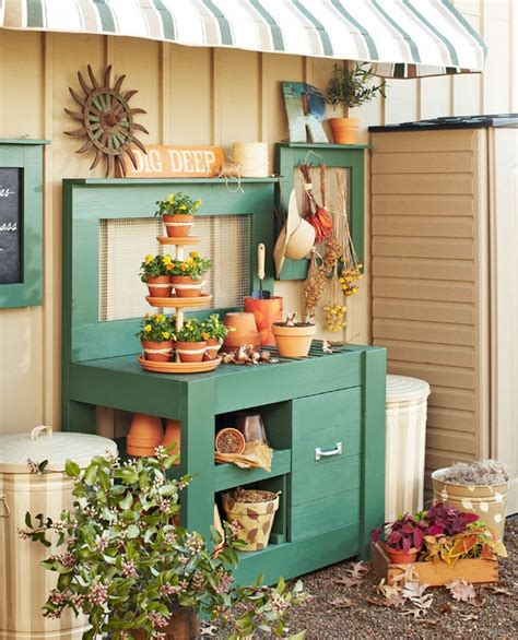 inexpensive potting bench 154 best images about potting bench ideas on pinterest