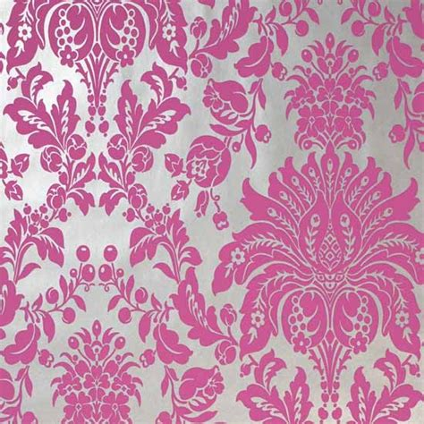wallpaper pink uk pink wallpaper web black and pink damask wallpaper