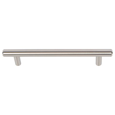 25 brushed nickel bar handles kitchen cabinet handle 3 3 4
