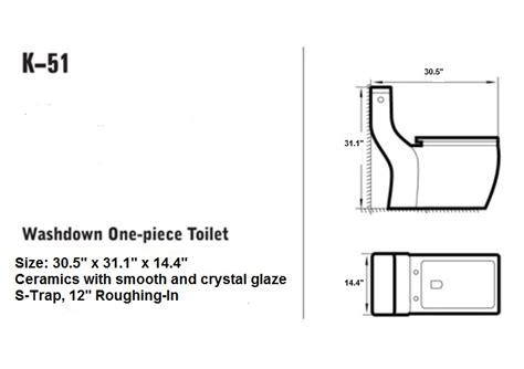 len modern len modern bathroom toilet 30 5 quot