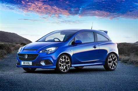 2015 vauxhall corsa vxr revealed pricing specs and