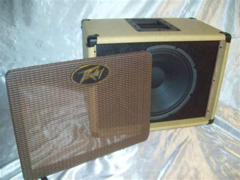 Peavey Classic 30 Extension Cabinet tweed earcandy american classic 1x12 es guitar combo