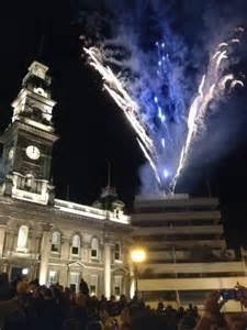 new year fireworks dunedin dunedin new year s fireworks otago daily times