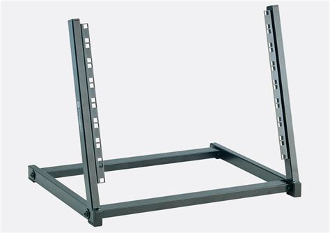 Desk Rack by K M 19 Inch Desk Rack Canford