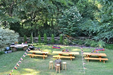 backyard engagement party 3 memphis engagement party location ideas mid south bride