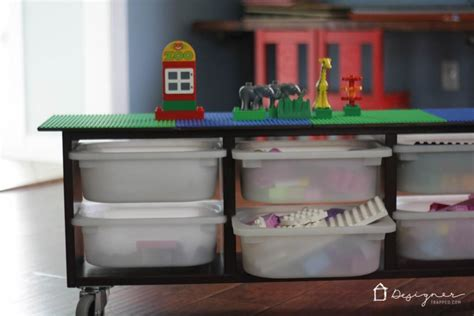 your own lego table with storage ikea hack diy lego table designer trapped in a lawyer s