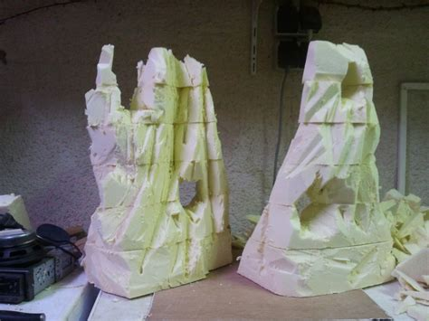 Decor En Polystyrene by R 233 Aliser Un Decor En Polystyrene Extrud 233 Enduit Page 3