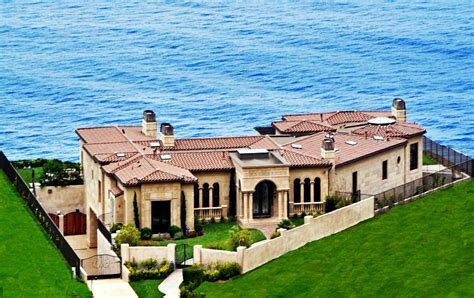 donald trump houses spanish houses trump sells rancho palos verdes mansion