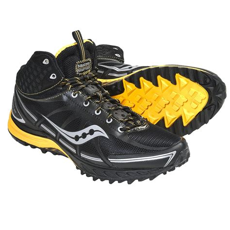 saucony trail running shoes saucony progrid outlaw trail running shoes for 5191v