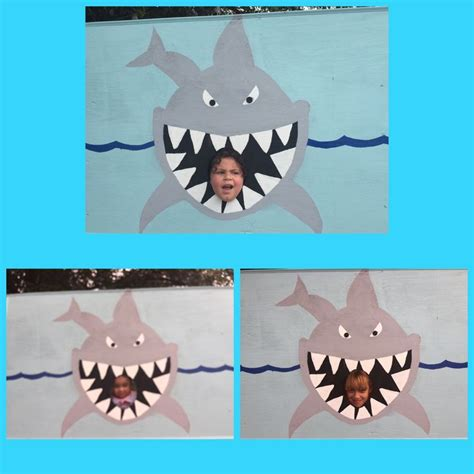 baby shark decorations 75 best peep through photo boards images on pinterest