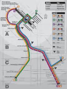 Jersey City Light Rail Map Denver Public Transport Skyscrapercity