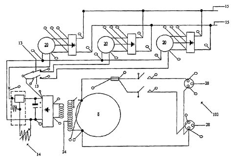 wiring diagram generator leroy somer dc armature winding