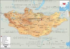 carte de la mongolie plusieurs carte du pays d asie