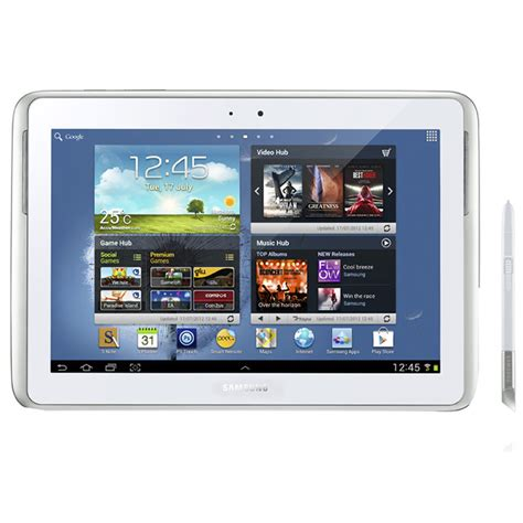 on samsung tablet tablet samsung galaxy note gt n8010 10 1 quot wifi 32gb blanco