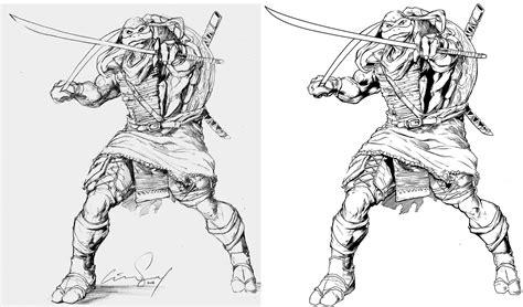 crayola giant coloring pages teenage mutant ninja turtles leonardo of the teenage mutant ninja turtles by cadre on