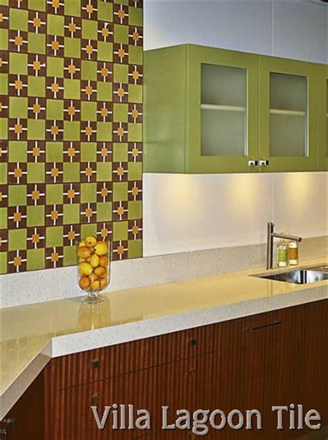 Residential Encaustic Cement Tile Installations   Villa