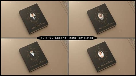 Wedding Album After Effects by Wedding Album Pop Up Book Videohive 7530457