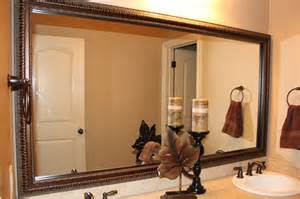 frame an existing bathroom mirror frames for existing mirrors
