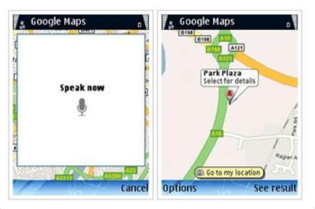 Address Lookup By Name And City Mobile Announces Search By Voice For Maps Readwrite
